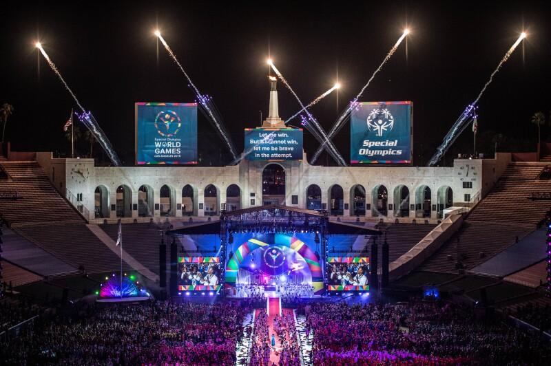 LA2015 Opening Ceremony
