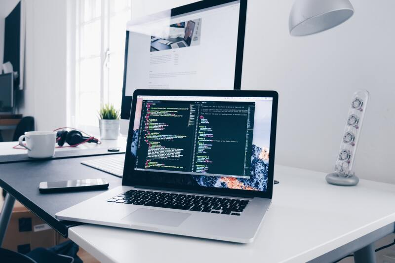 image of computers for What is headless CMS FAQ page