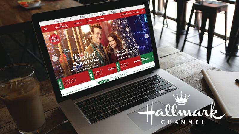 Hallmark Channel  Screen