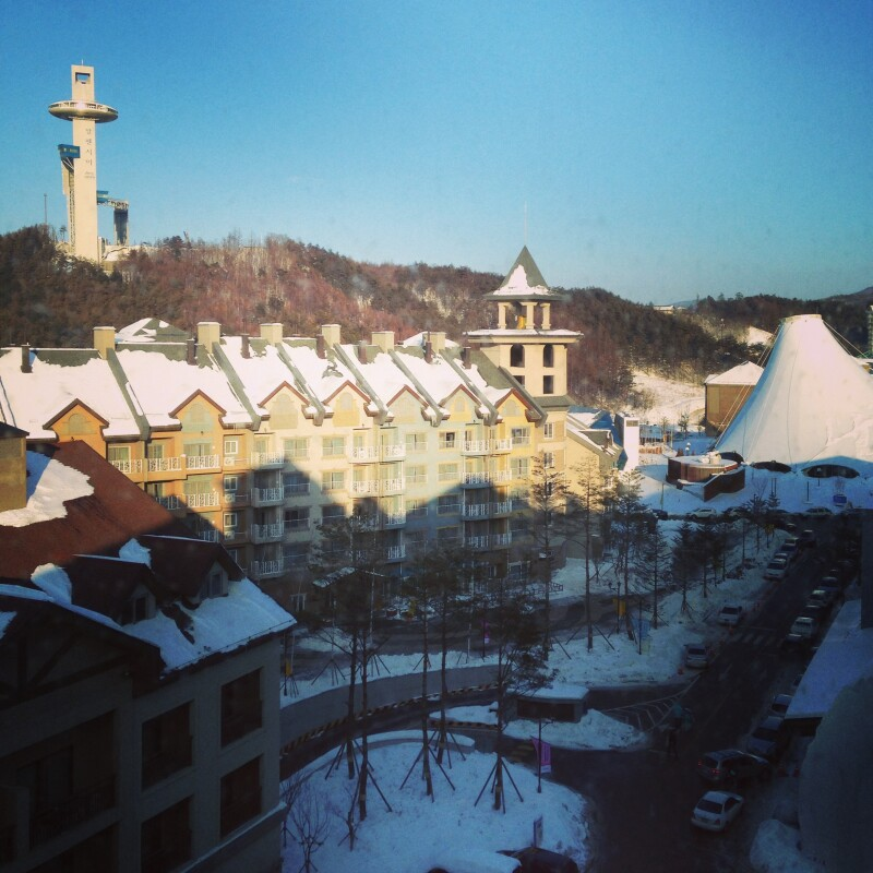 Korea 2013 - Alpensia Resort 2