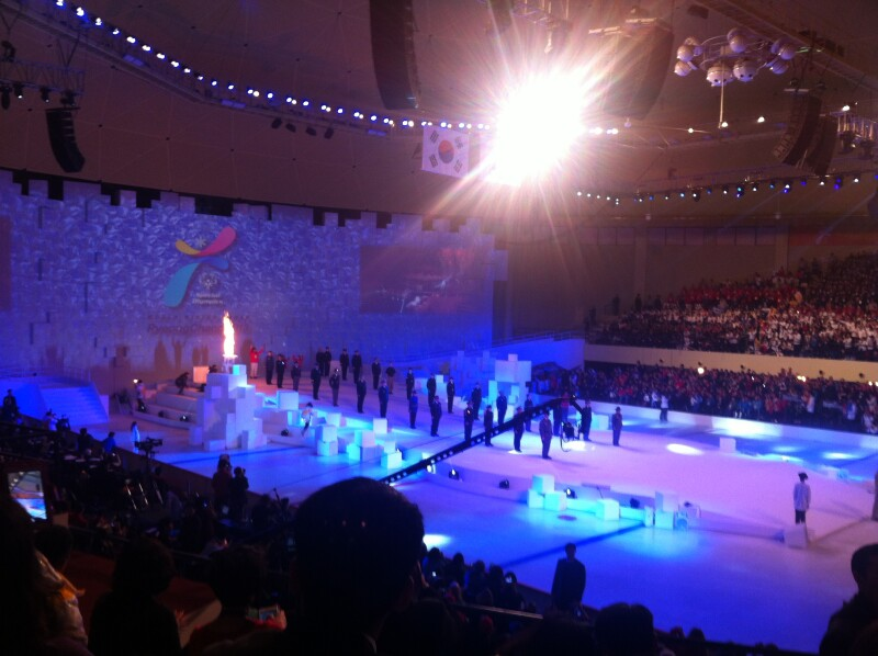 Korea 2013 - Flame