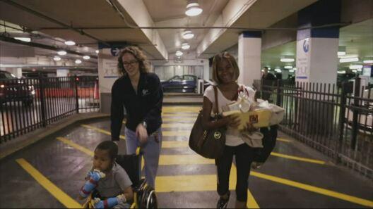 Double Hand Transplant Recipient Zion Harvey