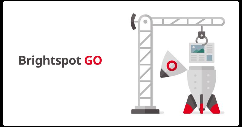 Brightspot GO promo image