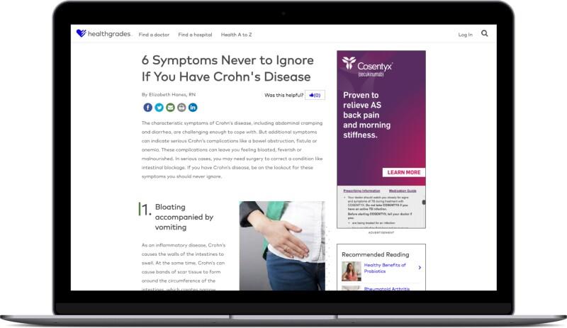 Healthcare CMS Platform Example