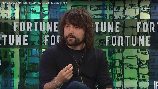 CEO Initiative 2019: Rethinking Packaging with TerraCycle CEO