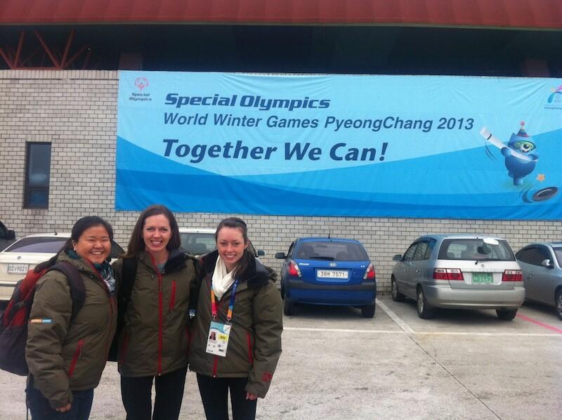 Korea 2013 - Girls Banner