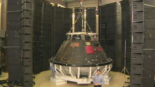 How NASA Prepares a Space Capsule for Launch