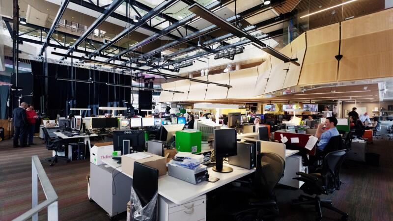 Digital Newsroom Customer US News