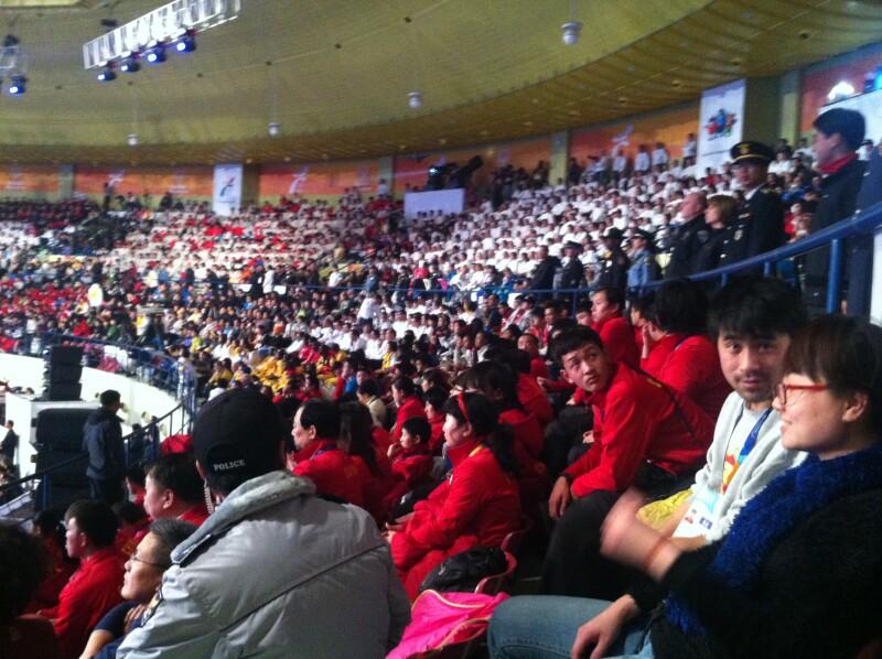 Korea 2013 - Ceremony Crowd