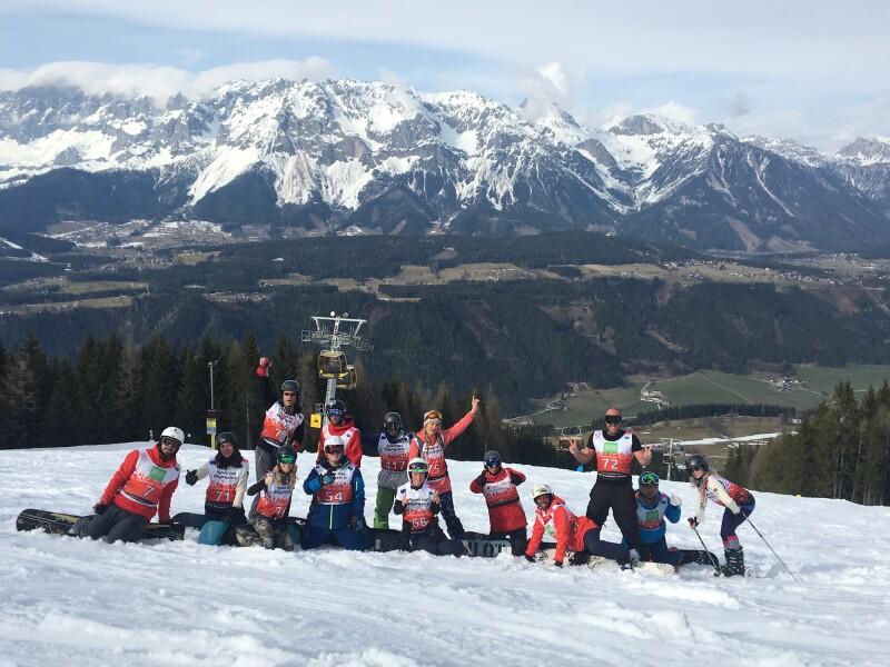 Unified Snowboarding Austria 2017